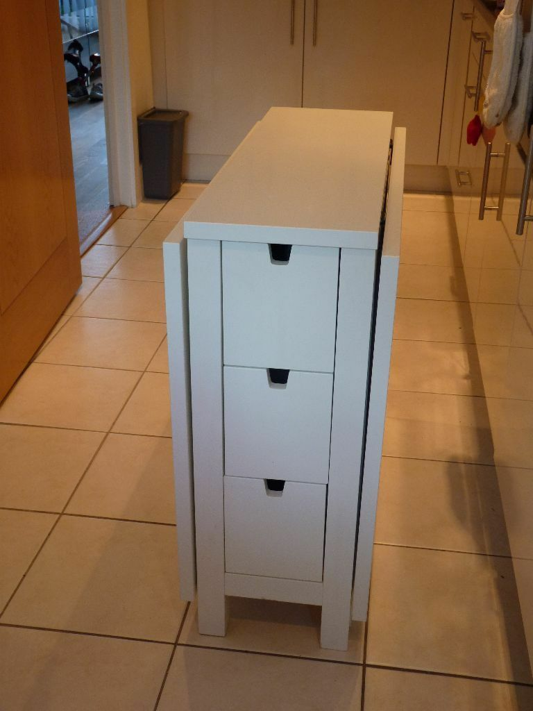 Norden Gateleg Table Ikea Norden Gateleg Table In Esher Surrey Gumtree