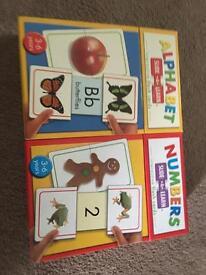 Baby/toddler flash cards