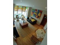Stunning flat short term let Apr 1 - July Cats welcome! Rent includes bills