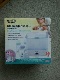Steam Steriliser baby tomme tippie