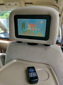 Ford Galaxy Ghia with built in DVD system