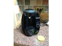 Tassimo coffee machine (ctpm02)