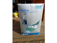 oase pondovac start pond vacuum