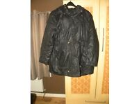 George asda coat size 24 great condition
