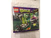 Lego 79100 Teenage mutant ninja hero turtles boxed set 3 mini figures