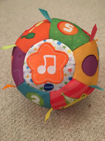 Vtech musical soft ball