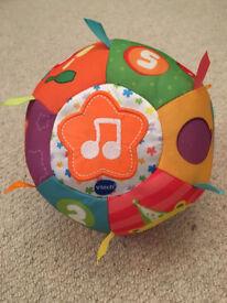 Vtech musical soft ball