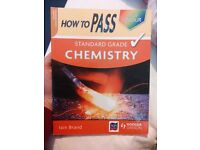 SQA how to pass chemistry