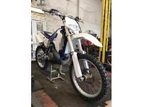 Yamaha yz 250 2stroke