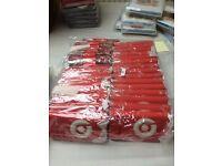 100 Pieces Phone cases for Iphone 5/5S/SE 3 colours Wholesale Job lot only £90