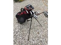 Full set of taylormade Golf Clubs