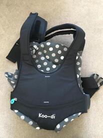 Koo-di baby carrier