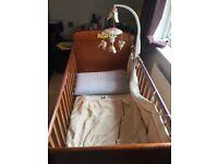 Cosatto Arlo 3 in 1 cot bed