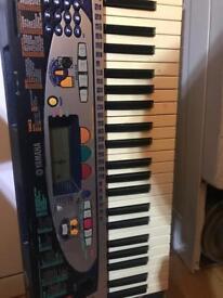Yamaha piano organ