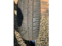 Mini alloy& steel wheels & tyres
