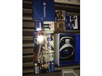 PlayStation vr bundle!(boxed)
