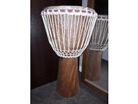 Djembe - Hand Crafted African Djembe