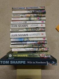 Tom Sharpe books
