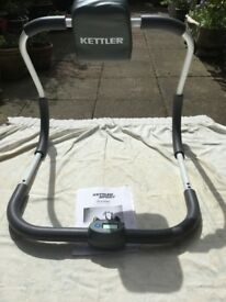 Kettler ABS Trimmer unused exercise frame with computer, like new
