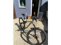 Kona mountain bike size large