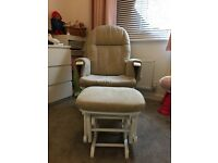 Feeding Chair & footstool for sale