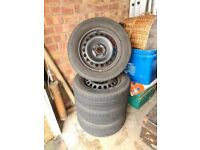 4 Winter tyres and wheels