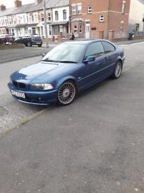 BMW 325 coupe 2001 for sale or swap