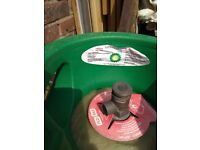 Bp propane cylinder, large,empty, collection only