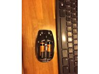 Dell Wireless Keyboard and Mouse- hardly used