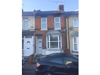 ★GILLINGHAM, SIDNEY ROAD : 2 BEDROOM TERRACE HOUSE CLOSE TO STATION + TOWN CENTRE ★