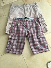 Super Dry & Mantaray Shorts