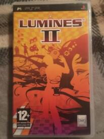 Lumines 2 - PSP Game