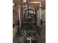 Marcy Compact Multi Gym