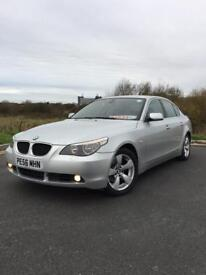 2006 BMW 520d SE FSH immaculate condition