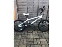 """BMX Bike white 20"""" tyres"""