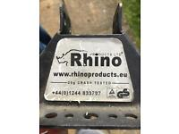 Rhino roof rack will fit various vans transit vivaro