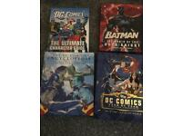 DC Comic Book Collection Bundle
