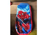 Spider-Man ready bed