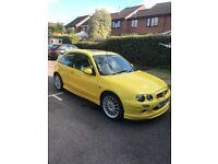 Yellow MG ZR 2001 **SPARES or REPAIRS**