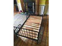 IKEA children's bed frame and slats, perfect condition