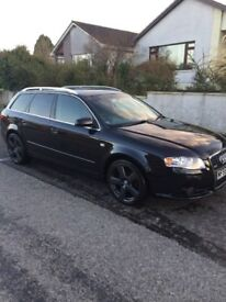 AUDI A4 AVANT ESTATE B7 **REDUCED TO SELL**