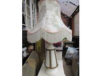 Retro 1960's Lamp