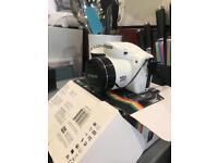 Polaroid bridge camera