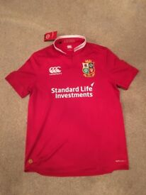 British & Irish Lions Rugby Strip