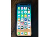 IPhone X Space Grey 64GB As new condition. Boxes and all accessories.