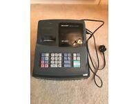Sharp XE-A102 till cash register business epos