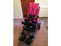 "Convaid Scout 16"" wheelchair buggy excellent condition"