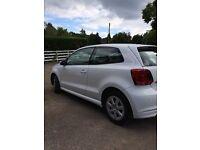 VW POLO BLUEMOTION 2012 (61Reg).