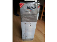 Mira Atom ERD Chrome Thermostatic Bar Mixer Shower with Diverter