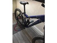 """Kona """"stinky"""" 2007 Downhill bike"""
